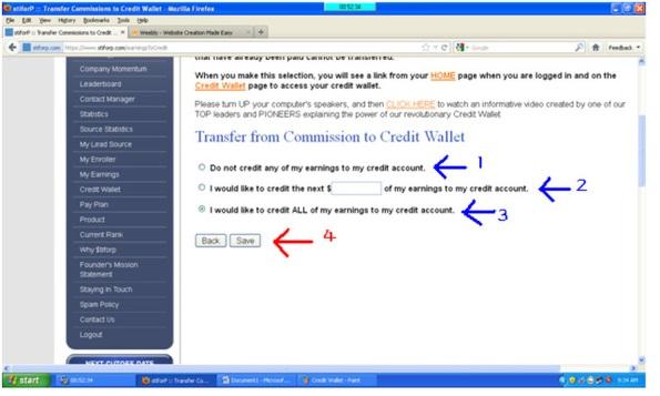 credit wallet 2